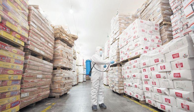 长沙明年1月将实现进口冷链食品全链条信息化追溯