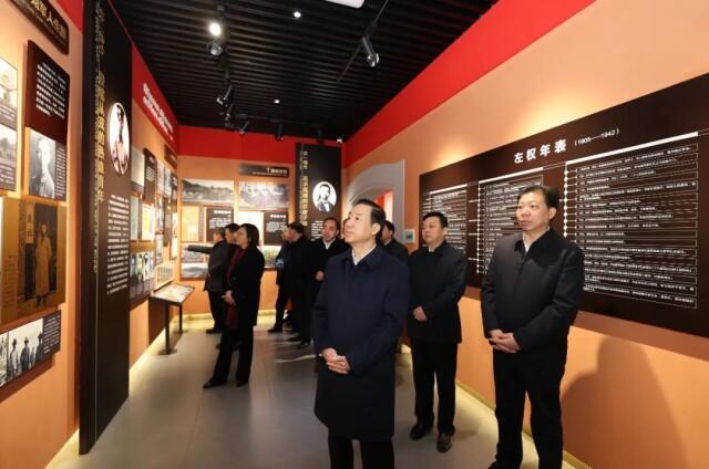 湖南省委书记许达哲的新年红色之旅,释放什么重大信号?
