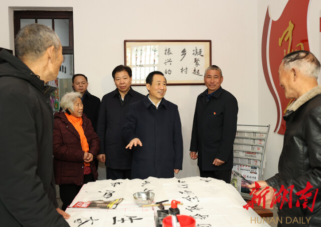 许达哲在株洲调研:以优异成绩庆祝中国共产党百年华诞