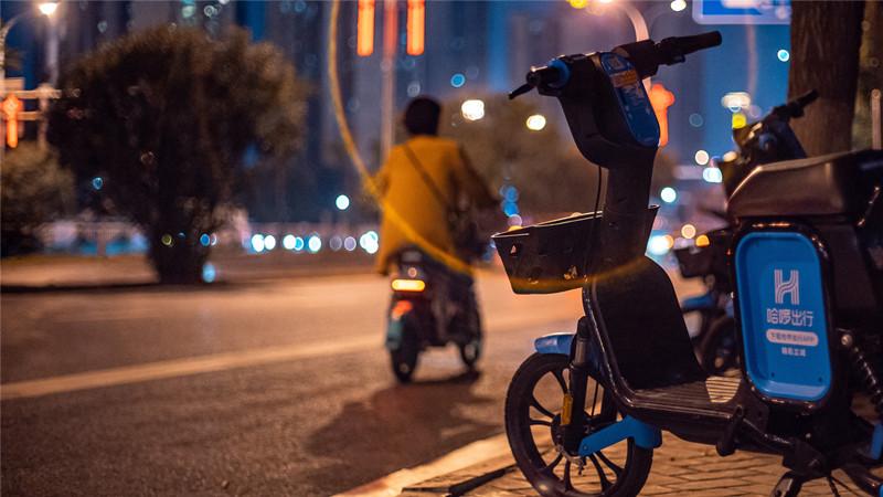 哈啰出行发布2020年骑行报告:一半长沙用户骑车上下班