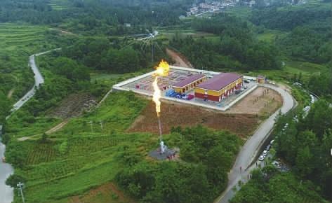 """""""气化湖南工程""""取得重大进展"""