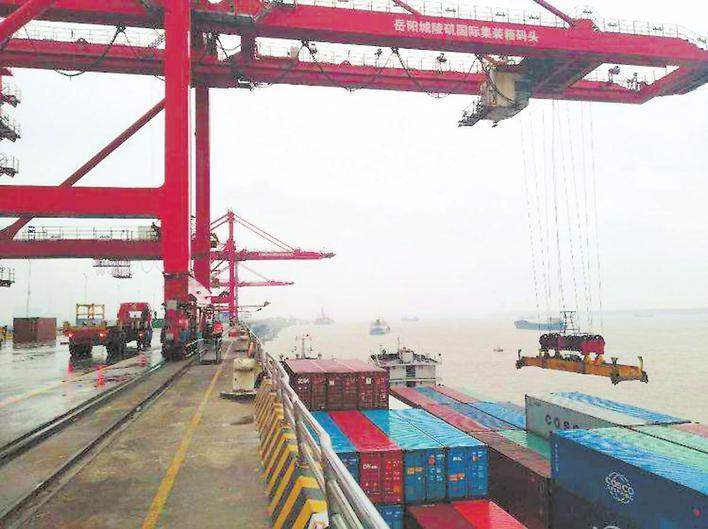 2020年长沙外贸进出口额增长17.4%