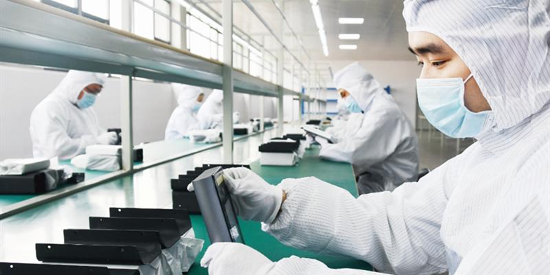 智能测温设备 助力疫情防控