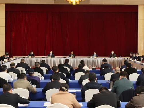 许达哲参加省政协十二届四次会议九三、科协、科技、教育等界别联组讨论