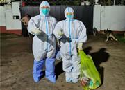 中国(湖南)第18批援津巴布韦医疗队紧急会诊当地重症新冠肺炎患者