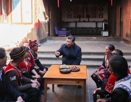 心系人民 习近平总书记的春节暖心话