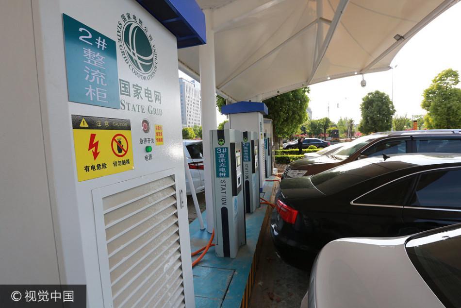 2025年底,湖南汽车充电桩或超40万个
