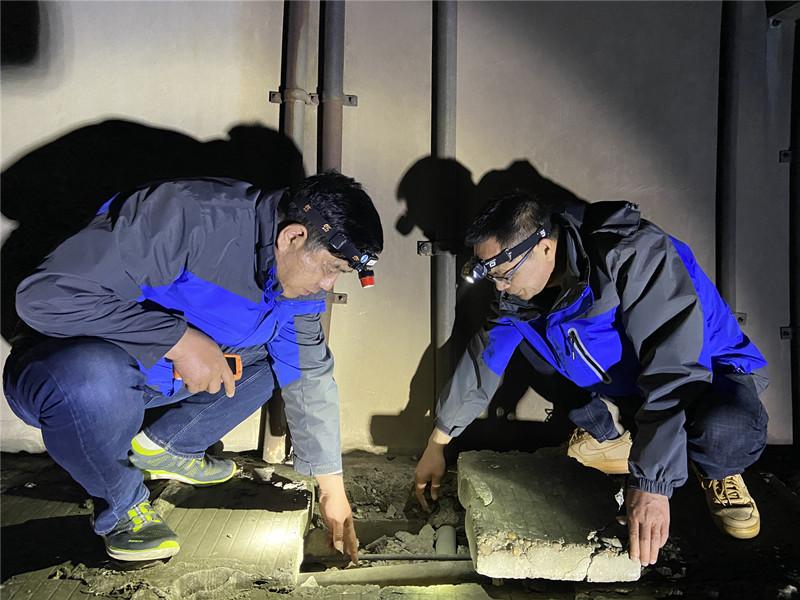 新春走基层丨高铁通信工的不眠夜