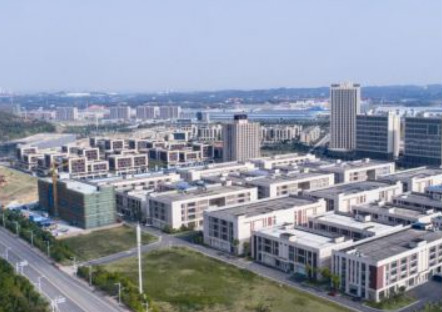 长沙60个项目入选省重点建设项目