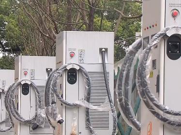 湖南加快公共充电桩建设 预计2025年突破40万个