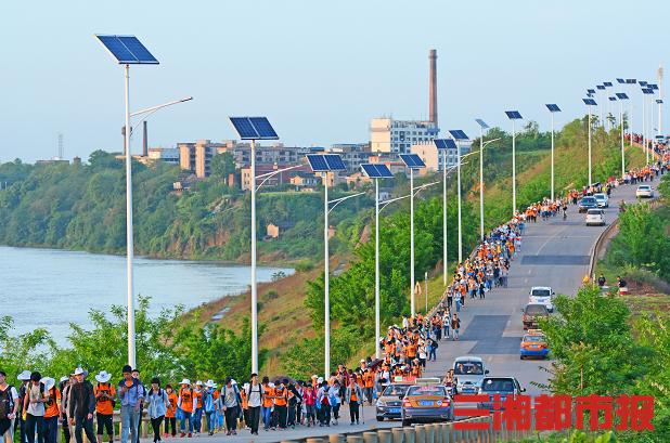 4月17-18日穿越长株潭,2021湖南(春季)百公里3月20日起报名