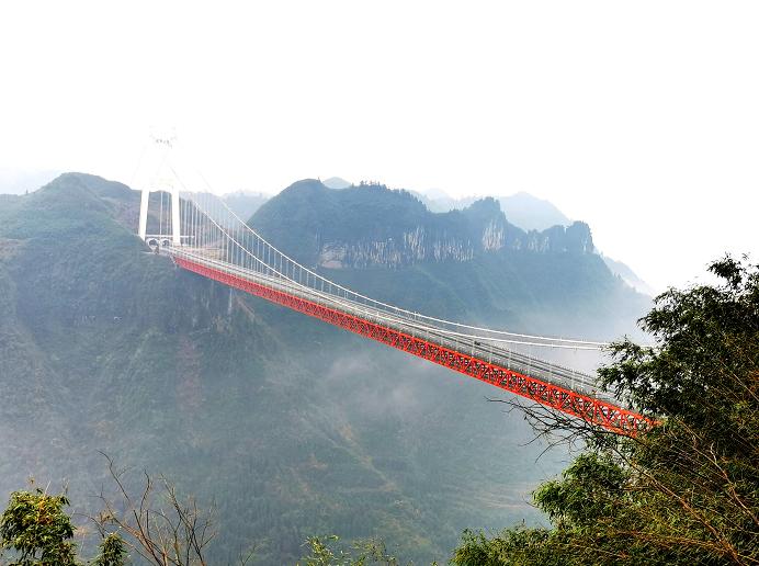 那山那水那桥