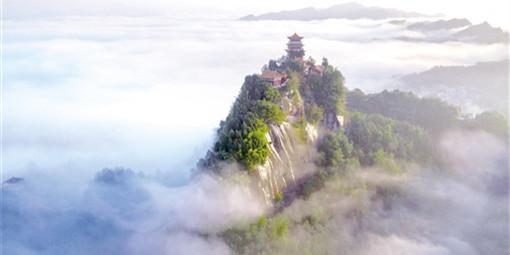 诗意龙山有大美