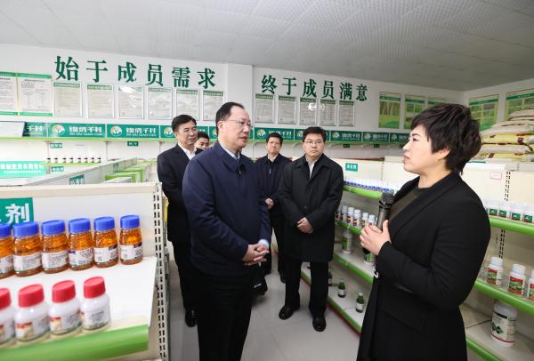 毛伟明:全力抓好春耕生产 守护三湘河湖安澜