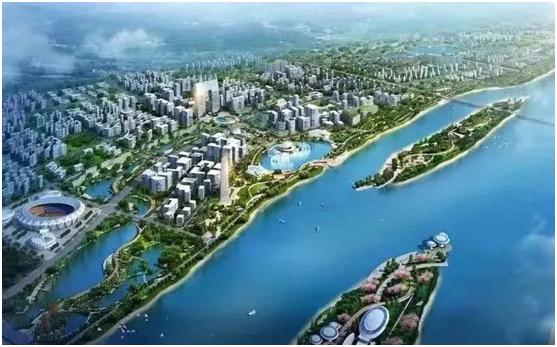 围绕生态绿心,湖南计划打造长株潭城市中央公园