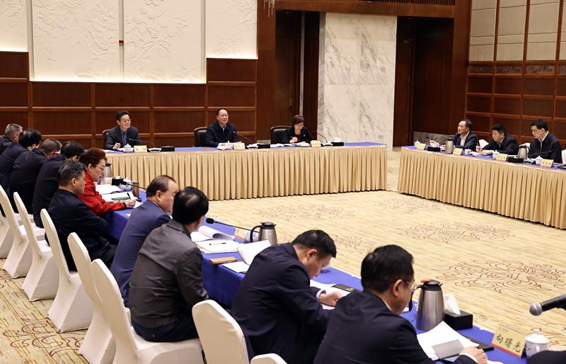 毛伟明主持召开省政务公开政务服务领导小组会议