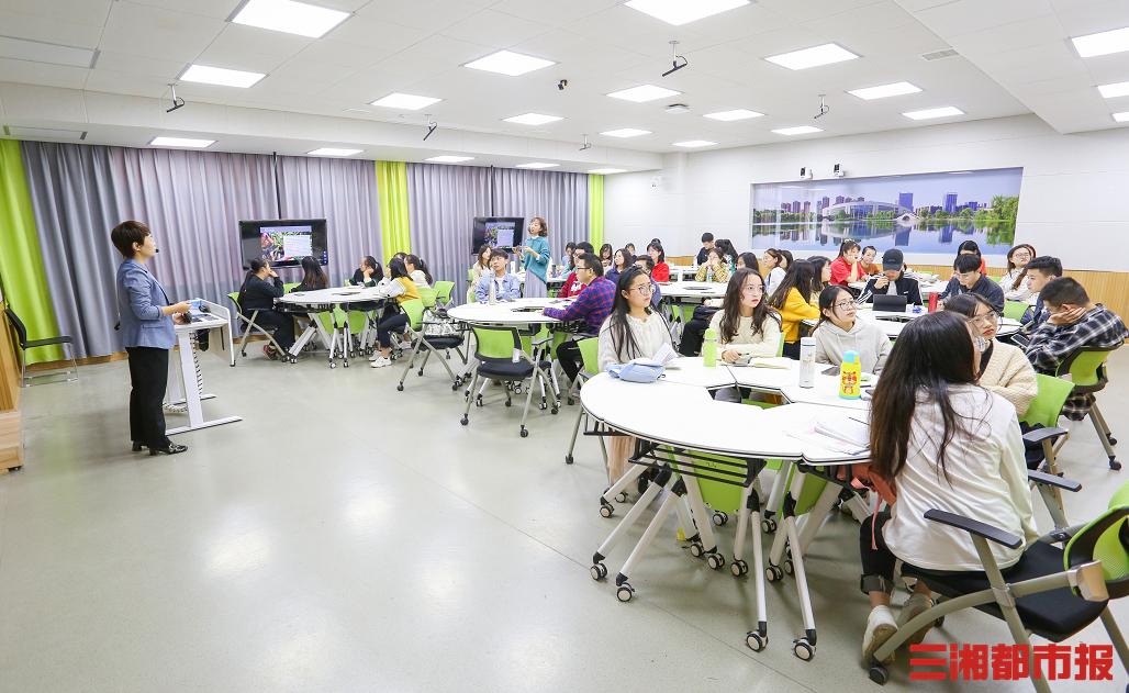 湖南文理学院打造智慧教学空间,助力课堂革命