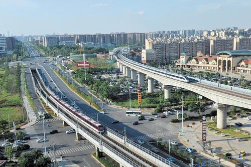 今年长沙计划铺排834个市政基础设施项目
