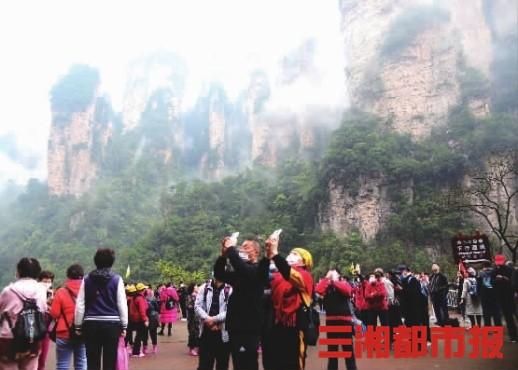 红色游火了,乡村游热了!清明湖南3天接待游客267万人次