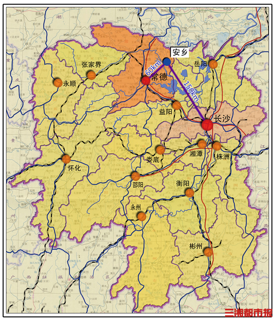 约1467亩,湖南安乡21宗优质地块将于下周亮相长沙