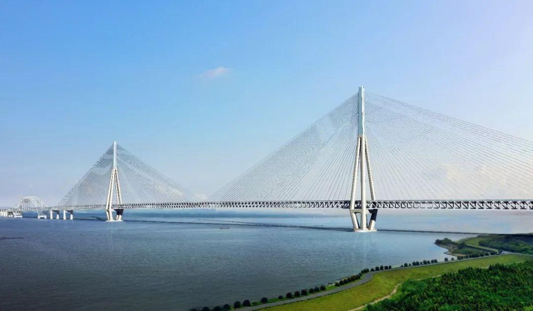"""为常泰长江大桥""""量身定制"""",中联重科将打造全球最大上回转式塔机"""