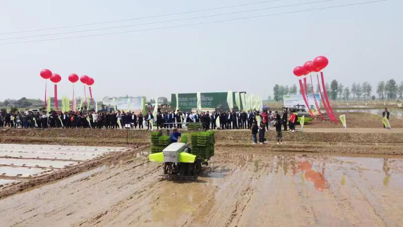 水稻种植全程数字化,西洞庭将建万亩智慧农业园