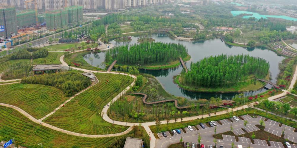 长沙大王山片区再添新公园