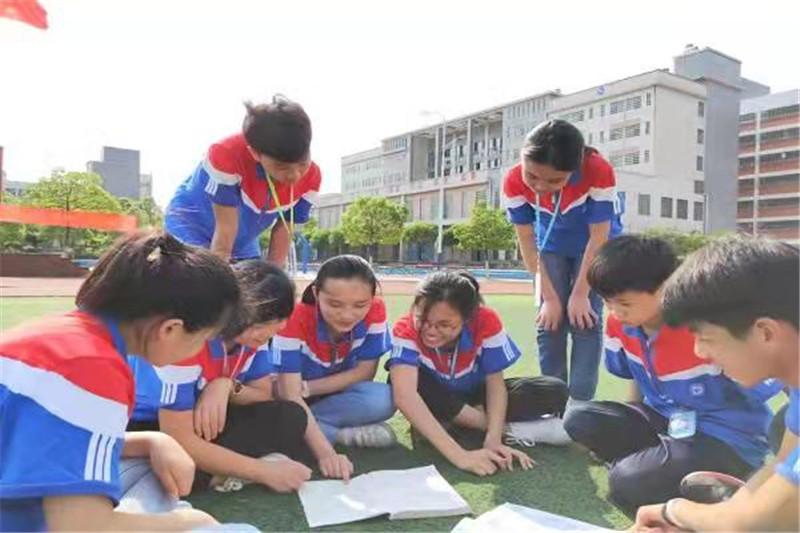 播撒阅读种,郴州嘉禾珠泉中学结出丰硕果
