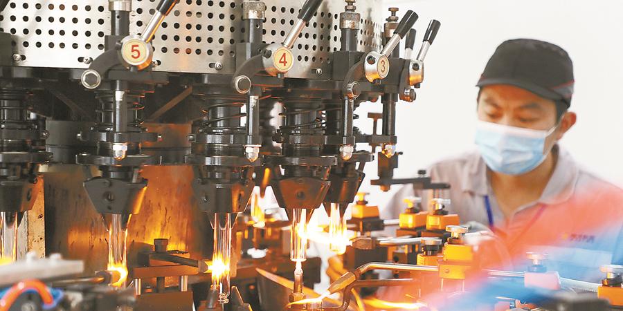 科技创新助推硅产业集群发展
