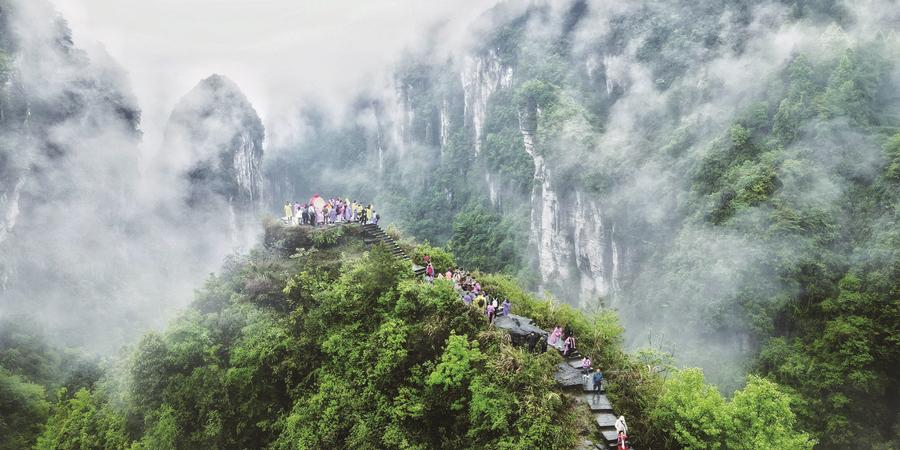 茶旅融合,富了村民,美了吉首