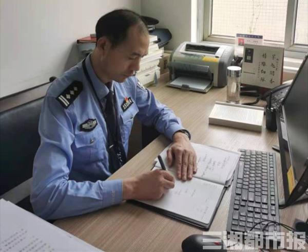 """3年未见老父亲,郴州民警手写家书""""看哭""""网友"""