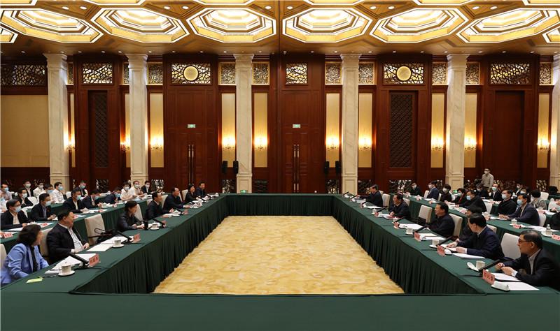 上海·湖南合作发展交流座谈会在沪召开