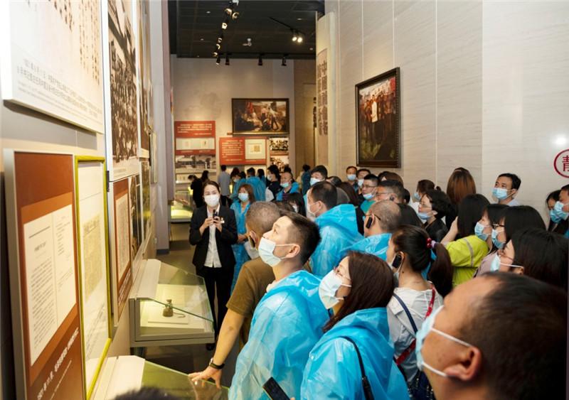 以党史学习教育助推队伍建设,湖南学生资助干部培训班举行