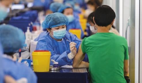 湖南疾控发布新冠病毒疫苗接种热点问答