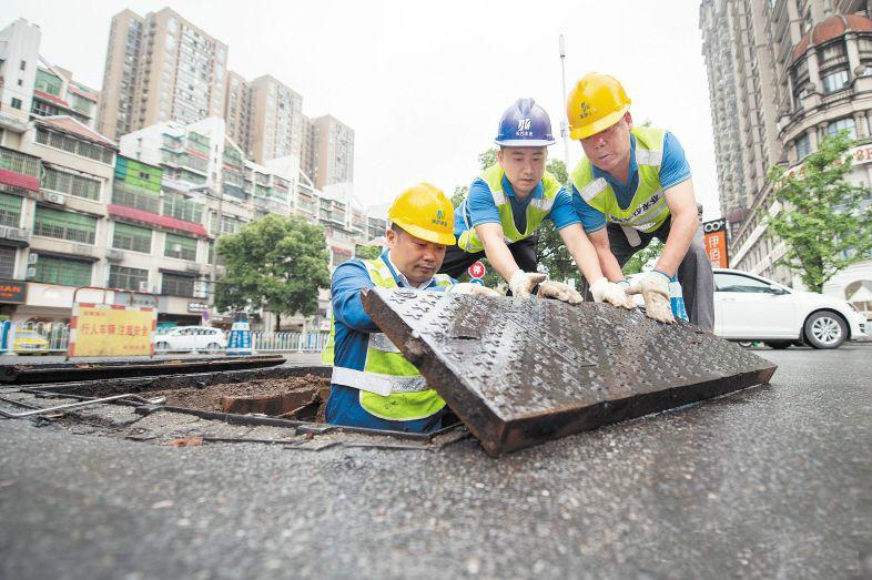 长沙力争2022年通过国家节水型城市验收 今年计划改造28个老旧管网项目