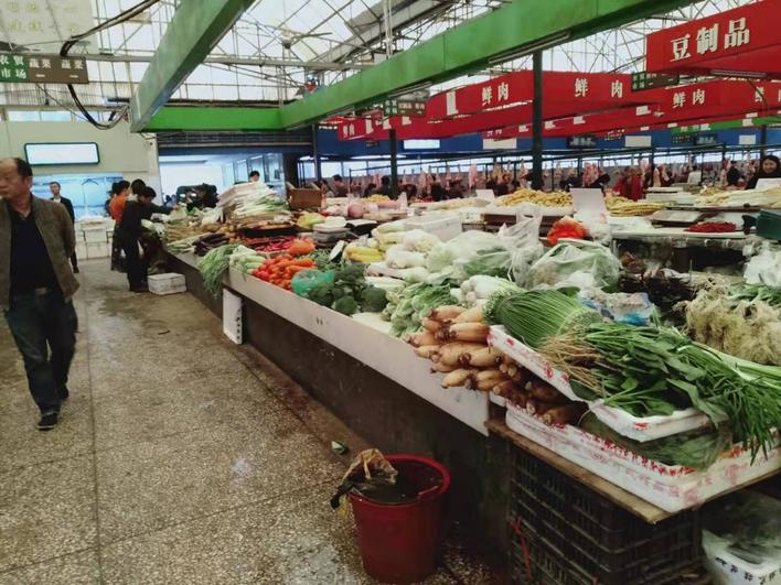 益阳:猪肉、蔬菜价格明显下降