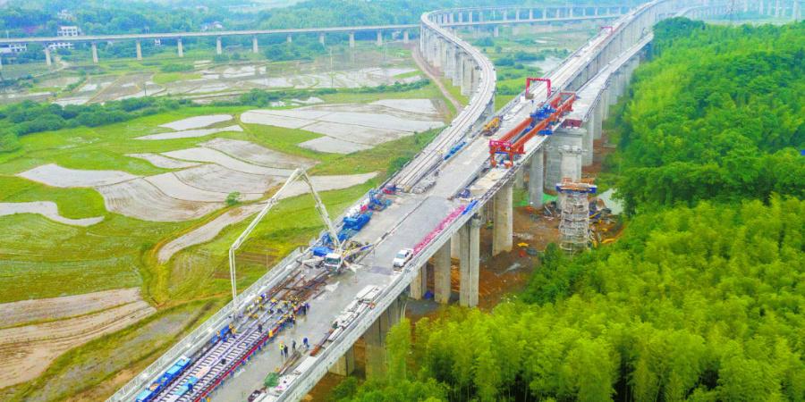 常益长铁路建设取得新进展