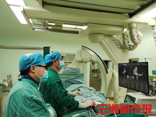 """""""卡脖子""""技术""""国产化"""",湘雅二医院为心律失常患者提供精准医疗"""