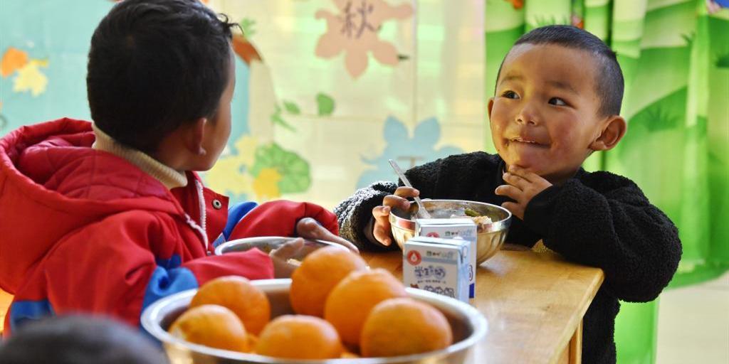 人均增加23公斤!水果蔬菜大量摆上高原人民餐桌