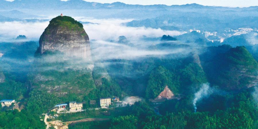 绿色发展 美丽家园