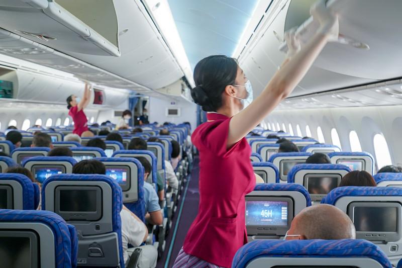 """波音787""""梦想客机""""入湘,登上这架大飞机会是一种什么体验?"""