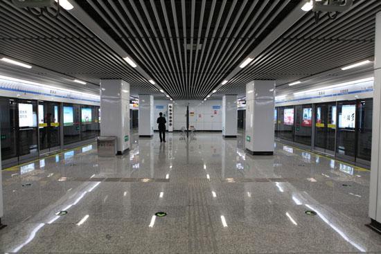 今晚长沙地铁运营时间延长至24时