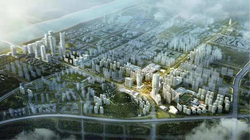 长沙观沙岭片区拟建4所学校、17条道路、13处公园……