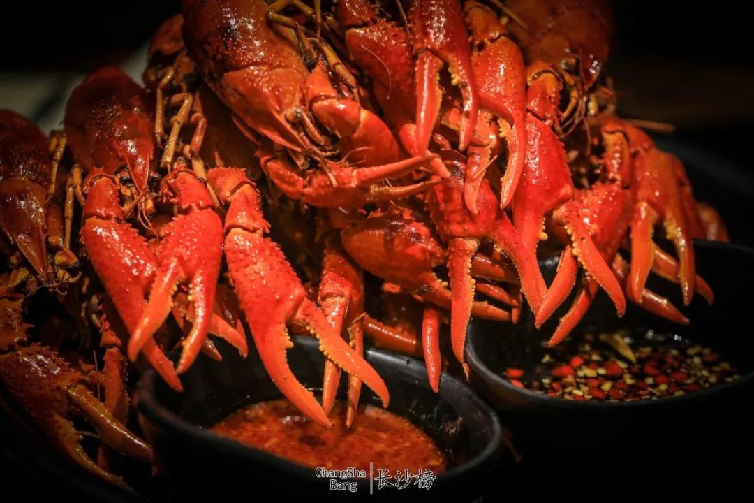 韵味湖南  最鲜美的油爆虾 拼的就是口味虾品质