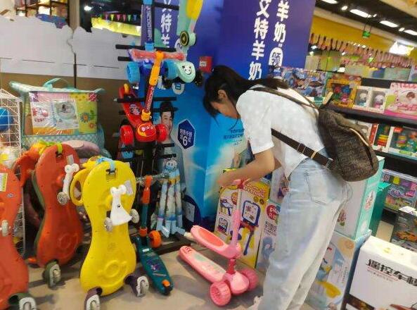 抽检三成不合格,热销的儿童滑板车真的安全吗?