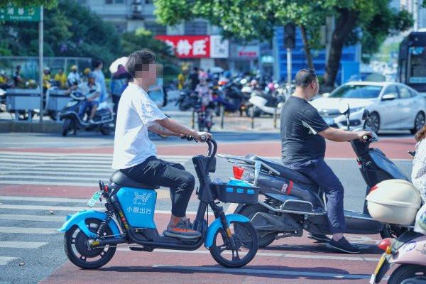 长沙共享电单车回归两个多月:添堵乱象不再,车辆骤减骑行不甚方便