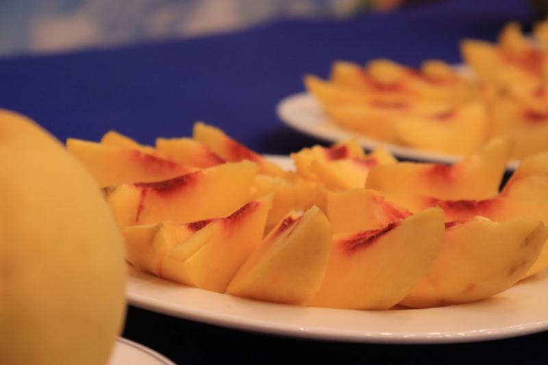 2021年炎陵黄桃开园上市,预计总产量6.1万吨