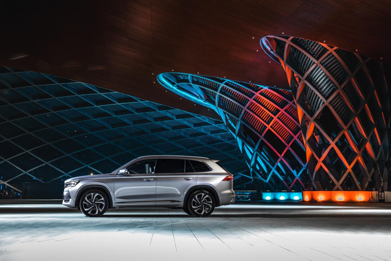 """为""""中国汽车价值""""而战,中国星旗舰SUV星越L 13.72万元起售"""