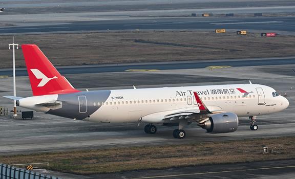 服务暑运旺季出行,湖南航空新开长沙=重庆航线