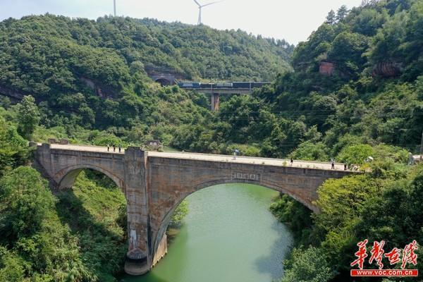 发现最美铁路·揭秘百年粤汉铁路|粤汉铁路线上那些静卧的旧桥隧